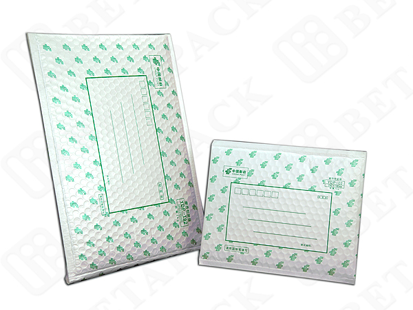 BOPP Film Mailing Pouches Custom Packaging Envelopes With Bubble Linings