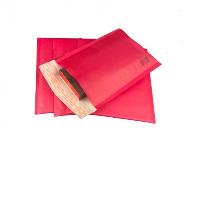 Colored Hot Pink Small Padded Envelopes Self Adhesive Colored Bubble Mailers