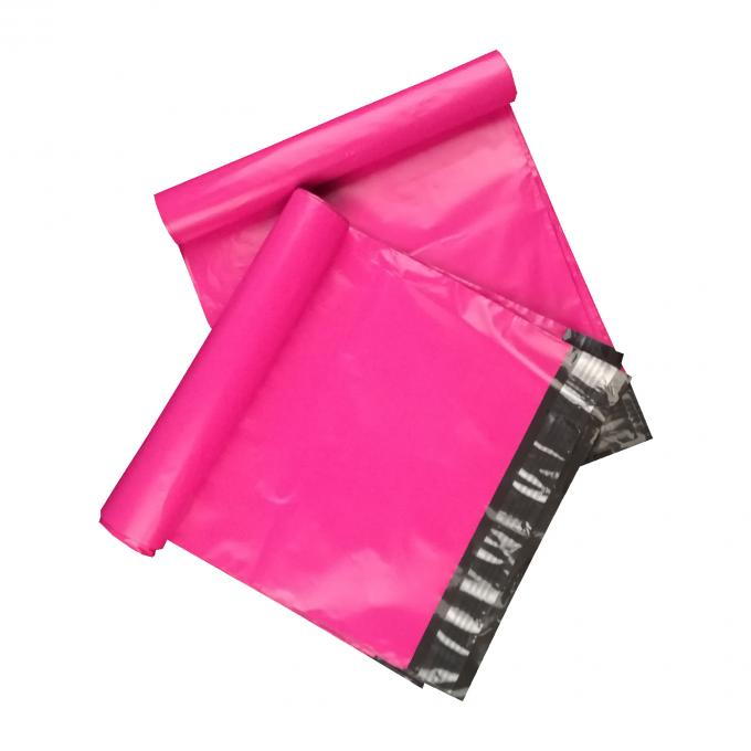 Strong glue Colored Self-Seal 10 x 13 poly mailer bags for shipping clothes