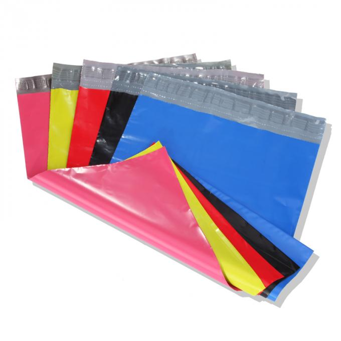 Colored Poly Mailer for Clothes Wrap Polythene Envelope Wholeasle