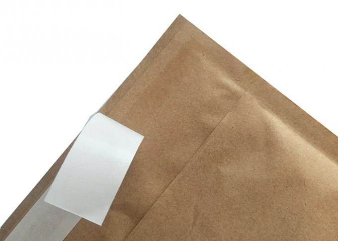 Fully Compostable Content Padded Mailing Envelopes Honeycomb Form Paper Lining Padded