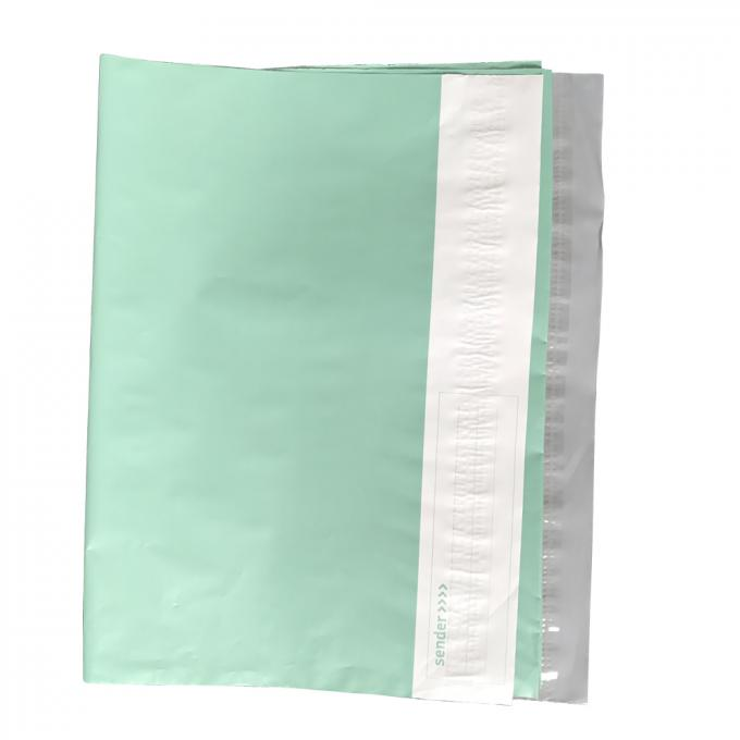 Plastic Mailing Poly Mailer Light Blue Printing Co - Extruded Multi Layer Polythene Film