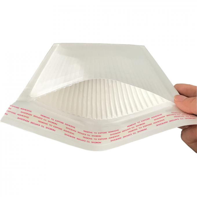 100% Recyclable Material Kraft Mailing Envelopes Corrugated Paper Biodegradable