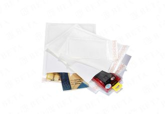 Personalized White #1 Kraft Bubble Envelopes Padded Mailing Envelope Bags