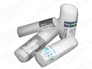 Anti Static Bubble Wrap Rolls Shipping / Packaging Clear Bubble Film Long Lifespan
