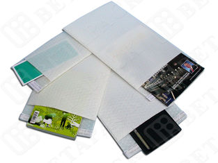 Custom Printed White Plastic Shipping Envelopes BP 150*220mm