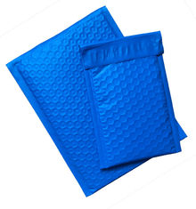 China Self Seal Plastic Poly Bubble Mailers Clothing Mailing Bags Cushion Courier Envelope supplier