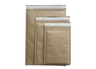 China Compostable Brown Paper Padded Mailing Envelopes Recycled Environmentally Friendly supplier