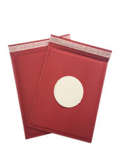 China Eco Friendly Padded Mailing Envelopes Corrugated Self Adhesive Closure Custom Colors supplier