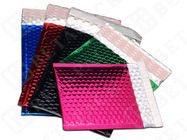 China Coloured Self Adhesive Metallic Bubble Mailer 12x17 For Document factory