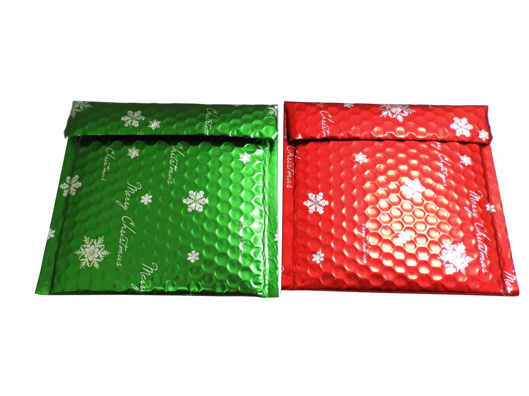 Colorful Metallic Bubble Mailers Glamour Bubble Mailer for Gift Packing