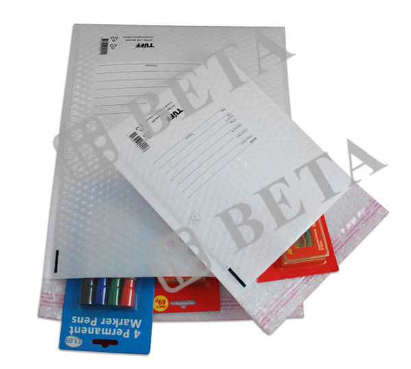 Custom Made Retail White Poly Mailers Envelopes Bags BP 210*270mm