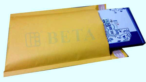 Golden Kraft 000 Bubble Envelopes Eco Lite Bubble Mailers With Hot Melt adhesive Tape