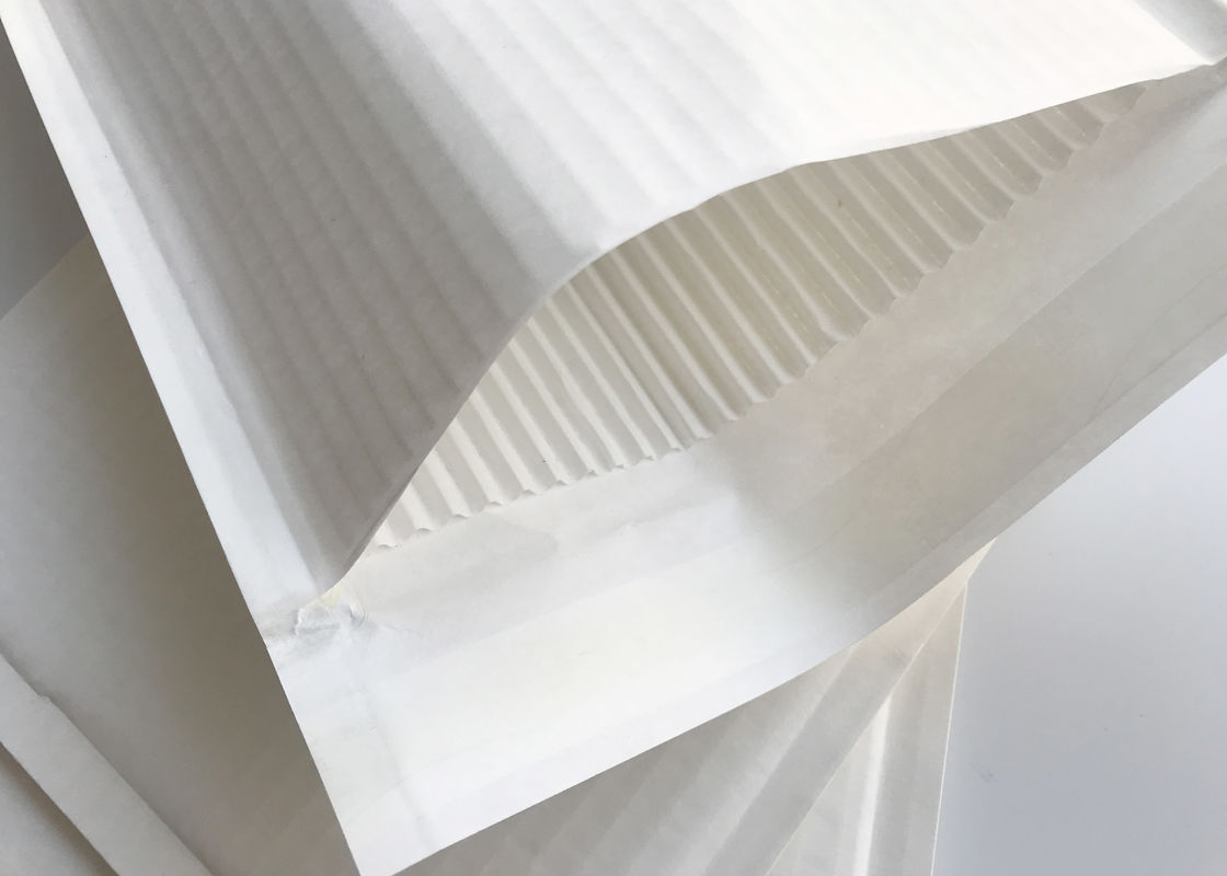 Corrugated Paper Padded Mailing Envelopes With Self Seal Eco Friendly
