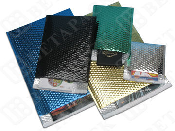 China High Gloss Recycled Metallic Bubble Mailer 6 x 10 Bubble Mailers factory