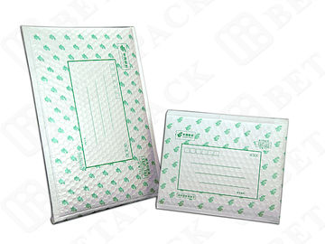 China Fully Laminated Pearl Poly Colored Bubble Wrap Envelopes PPB 240*350mm factory