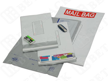 China White / Grey Self Adhesive Poly Mailer , 24x24 Express Post Envelopes factory