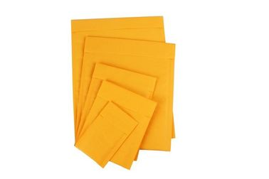 China Golden self seal kraft bubble envelopes Size #000 -  4x8 Lightweight factory