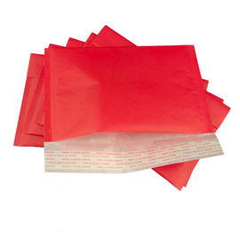 China Colored Red Kraft Bubble Mailers Envelopes Shipping Mailing #0 factory