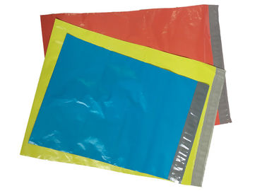 "China Boutique Colored Polythene Mailing Bag Self Seal Plastic Envelopes 6""X 9"" factory"