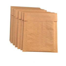 Recycle  Eco Golden Brown Kraft Bubble Envelopes For  E-commerce