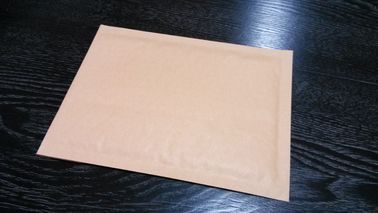China Brown High-slip Kraft Bubble Mailer , Peel & Seal 3C Size Premium Bubble Envelopes factory