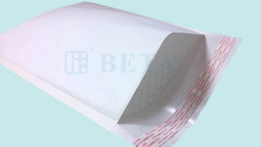 China BETA Barrier Bubble lining bags Kraft Bubble Mailer White Golden Color #0 factory