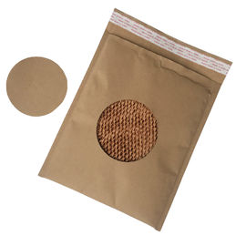 China All Paper Biodegradable Custom Printed Envelopes Easy Recycle Mailing Bag Durable factory