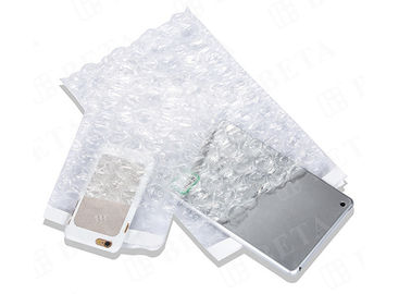 Customized Clear LDPE Bubble Packing Bag Mailing Bags 100% Recyclable Material