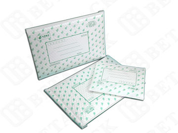 China White Postage Pearl Poly Bubble Mailer Plastic Envelopes For Shipping Clothing factory